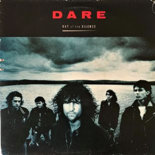 Dare ‎- Out Of The Silence (LP) (VG-/G)
